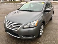 The Nissan Sentra is a mid sized sedan. Some specs are