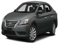 Options:  2015 Nissan Sentra Sv|Miles: 42517Color: Gun