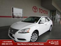 Options:  2015 Nissan Sentra Sv|Sv 4Dr Sedan|Thank You