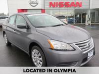 2015 Nissan Sentra SV      Certified. Clean CARFAX.