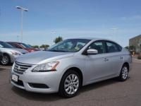 This 2015 Nissan Sentra SV is a real winner with