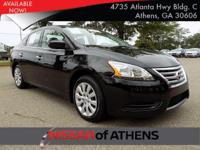 Look at this 2015 Nissan Sentra SV. Its Variable