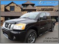 CARFAX 1-Owner, ONLY 26,083 Miles! PRO-4X trim,