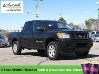 This 2015 Nissan Titan S is offered to you for sale by