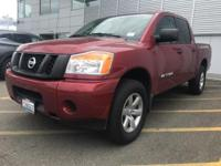 ***CLEAN CARFAX** **ONE OWNER*** NISSAN CERTIFIED, V8,