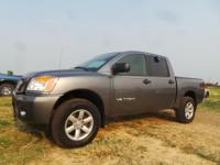 Options:  2015 Nissan Titan |Gray|34|462 Miles|Stock