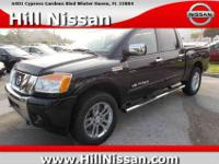 This black 2015 Nissan Titan SL 4X4 might be just the