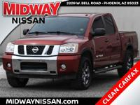 New Price!2015 Nissan Titan SV Cayenne Red 5.6L V8 DOHC