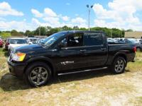 Low Miles! This 2015 Nissan Titan SV will sell fast