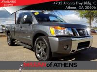 Come see this 2015 Nissan Titan SV. Its Automatic
