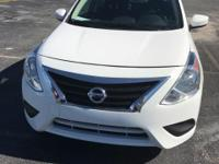 Options:  2015 Nissan Versa|White|Carx Depot Means