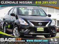 Discerning drivers will appreciate the 2015 Nissan