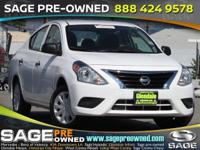 Outstanding design defines the 2015 Nissan Versa!