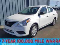 Hertrich Nissan is excited to offer this 2015 Nissan
