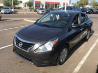 This 2015 Nissan Versa 1.6 SV is a great option for