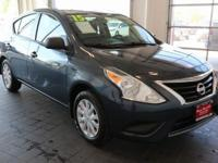 Options:  2015 Nissan Versa 1.6