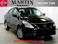 Carfax 1 owner!!! This 2015 Nissan Versa SV is proudly