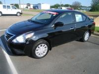 This outstanding example of a 2015 Nissan Versa SV is