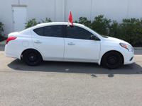 **2015 Nissan Versa 1.6S** Air Conditioning, CD player,