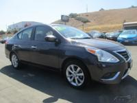 Options:  2015 Nissan Versa 1.6 Sl|1.6L I4