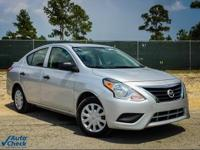 Check out this 2015 Nissan Versa . It has a