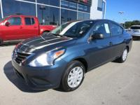 Options:  2015 Nissan Versa S 1.6|***Model Strengths***
