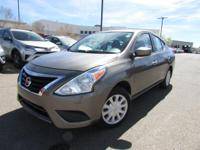Options:  2015 Nissan Versa 1.6 Sv|1.6 Sv 4Dr