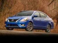 This 2015 Nissan Versa, is in incredible shape for the