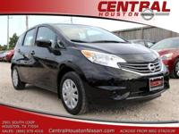 Call and ask for details! Central Houston Nissan means