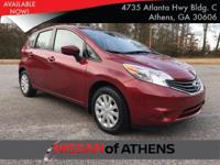 Check out this 2015 Nissan Versa Note S Plus. Its