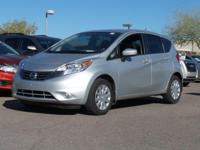 Clean CARFAX. CARFAX One-Owner.  2015 Nissan Versa Note