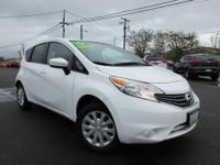 Options:  2015 Nissan Versa Note S Plus|1.6L I4