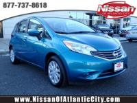 Look at this 2015 Nissan Versa Note SV. Its Variable