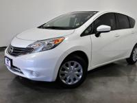 Fresh Powder 2015 Nissan Versa Note SV FWD CVT with