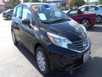 Climb inside the 2015 Nissan Versa Note! Both practical