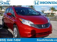 Call and ask for details! Switch to South Motors Honda!