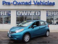 This 2015 Nissan Versa Note SL * GAS-SAVER is offered