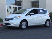 Just Reduced! Certified. 2015 Nissan Versa Note SV