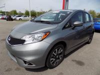 SR trim. Nissan Certified, GREAT MILES 5,012! EPA 40
