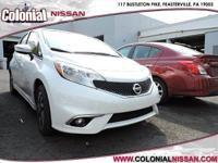 Check out this 2015 Nissan Versa Note SR which is a