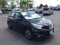 CARFAX One-Owner. Clean CARFAX. Certified. Super Black