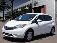 It doesn't get much better than this 2015 Nissan Versa