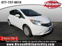 Come see this 2015 Nissan Versa Note S Plus. Its
