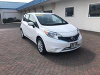 This 2015 Nissan Versa Note SR is proudly offered by
