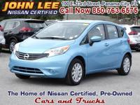ONLY 11,390 MILES..! This NISSAN CERTIFIED 2015 Nissan