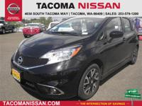 This Versa Note has less than 5k miles.. New Arrival.
