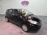 2015 Nissan Versa 1.6 SV ** NISSAN CERTIFIED PRE-OWNED