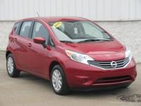 Betten Honda is excited to offer this 2015 Nissan Versa