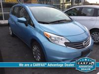 CARFAX 1-Owner, Excellent Condition. SV trim,