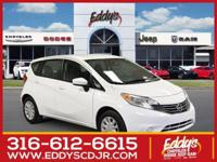Check out this gently-used 2015 Nissan Versa Note we